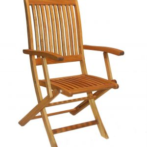 Espanyol Folding Arm Chair-0