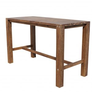 Sturdy Table 180 cm Long Natural Oil Finish-0