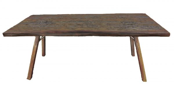 Image of the Classic Sturdy Black Table