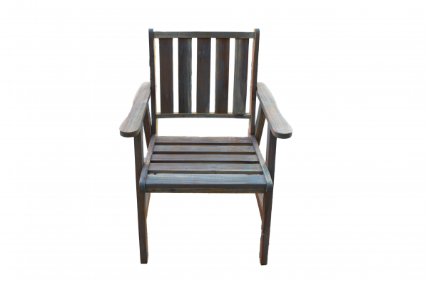 Image of the Sturdy Chair in Grey