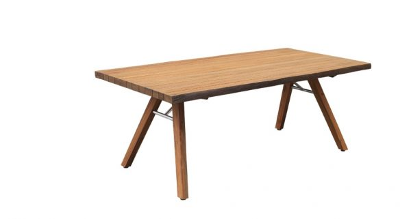 Image of the Classic Sturdy Natural Table