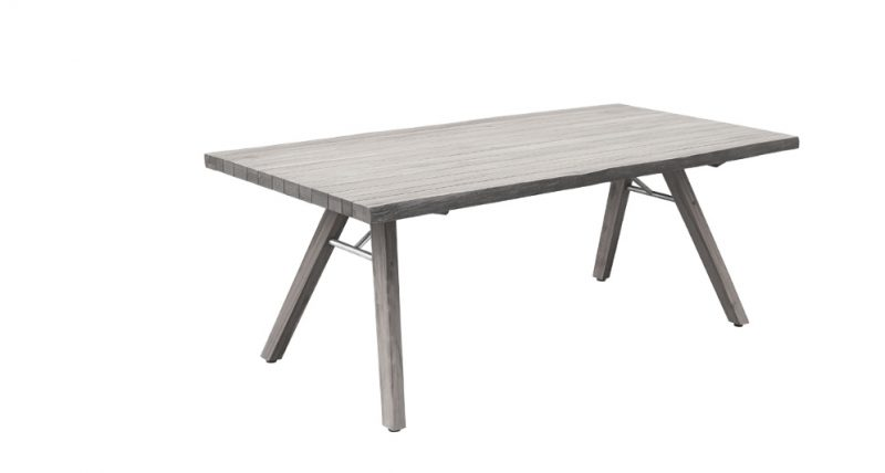 Image of the Classic Sturdy White Table